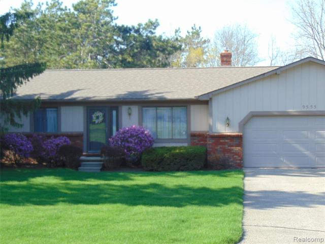 9555 Ridge Top Trail, Independence Twp, MI 48348 (#219068473) :: The Alex Nugent Team   Real Estate One