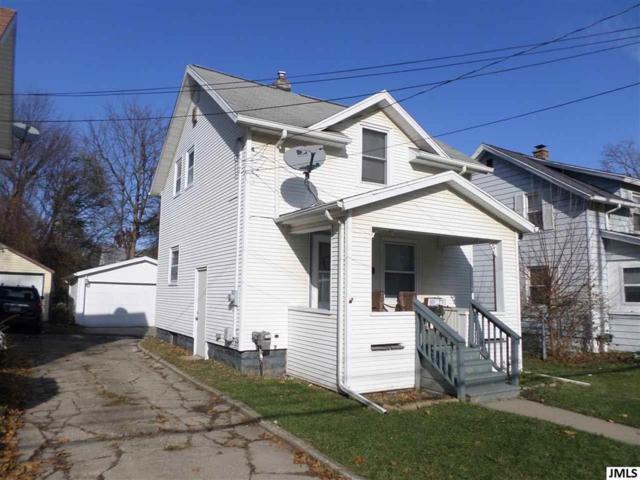1316 E North St, CITY OF JACKSON, MI 49202 (#55201902436) :: GK Real Estate Team