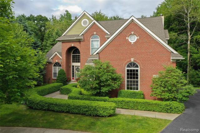 4804 Eagle Springs Court, Independence Twp, MI 48348 (#219068533) :: Alan Brown Group