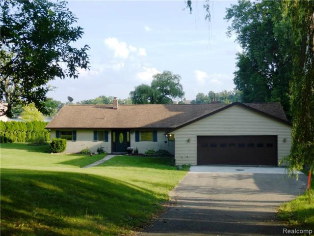 348 Gan Eden Drive, Orion Twp, MI 48362 (#219068542) :: RE/MAX Classic