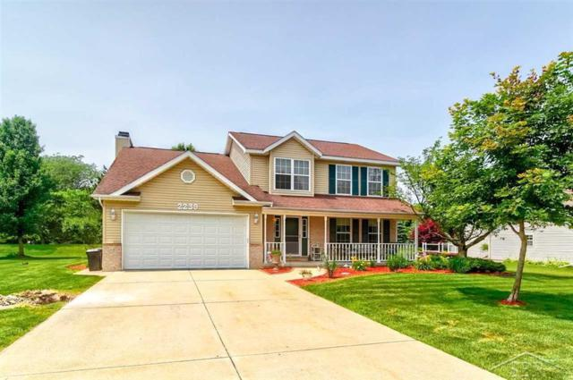 2239 Manchester Dr, Thomas Twp, MI 48609 (#61031386929) :: The Mulvihill Group