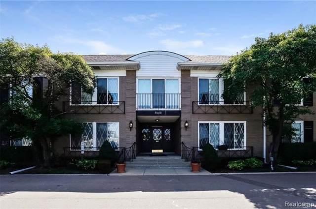 25530 Southfield Road #102, Southfield, MI 48075 (#219068594) :: The Buckley Jolley Real Estate Team
