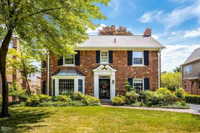 540 Lincoln, Grosse Pointe, MI 48230 (#58031386953) :: The Mulvihill Group