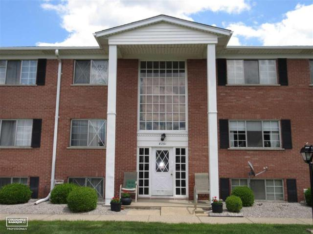 8261 Denwood Dr. Unit 7 / Buildi, Sterling Heights, MI 48312 (#58031386957) :: The Alex Nugent Team | Real Estate One