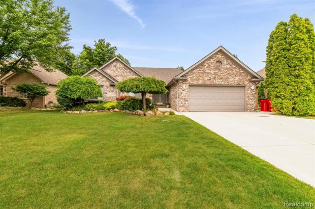 45900 Riverview Court, Macomb Twp, MI 48044 (MLS #219068682) :: The Toth Team