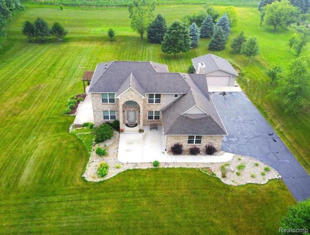 4710 Kalmbach Road, Sylvan Twp, MI 48118 (MLS #543267071) :: The Toth Team