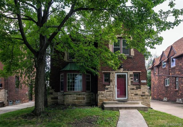 3924 Yorkshire Road, Detroit, MI 48224 (#219068764) :: The Buckley Jolley Real Estate Team