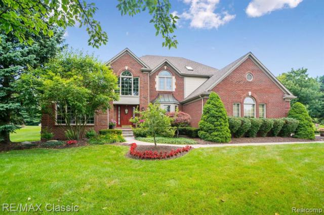 12800 Naples Drive, Plymouth Twp, MI 48170 (#219068827) :: RE/MAX Classic