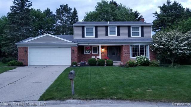 15720 Robinwood Drive, Northville Twp, MI 48168 (#219068856) :: GK Real Estate Team
