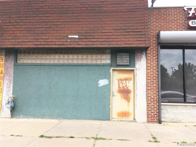 16837 Harper Avenue, Detroit, MI 48224 (MLS #219068868) :: The Toth Team