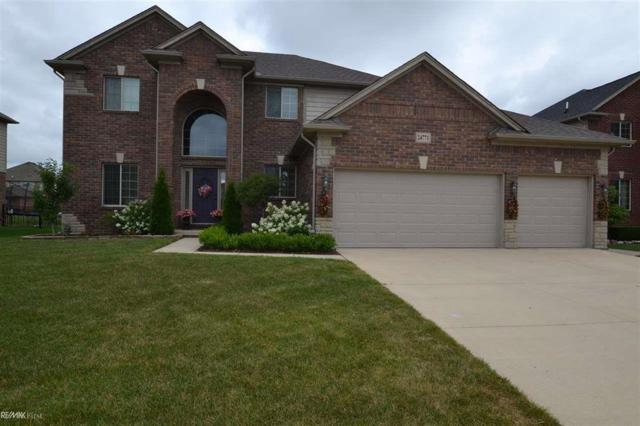 24771 Briar Bay, Macomb Twp, MI 48042 (#58031386996) :: The Mulvihill Group