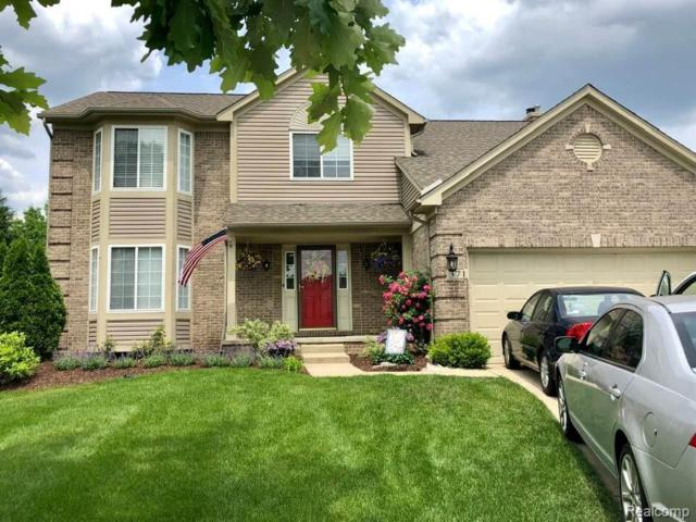 371 Fairways Lane, Chelsea, MI 48118 (MLS #219068898) :: The Toth Team
