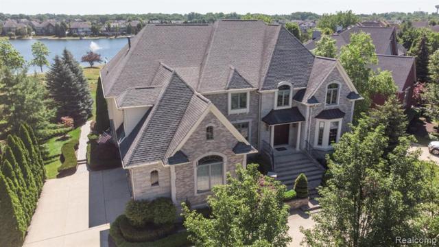 17900 Parkshore Drive, Northville Twp, MI 48168 (#219068978) :: GK Real Estate Team