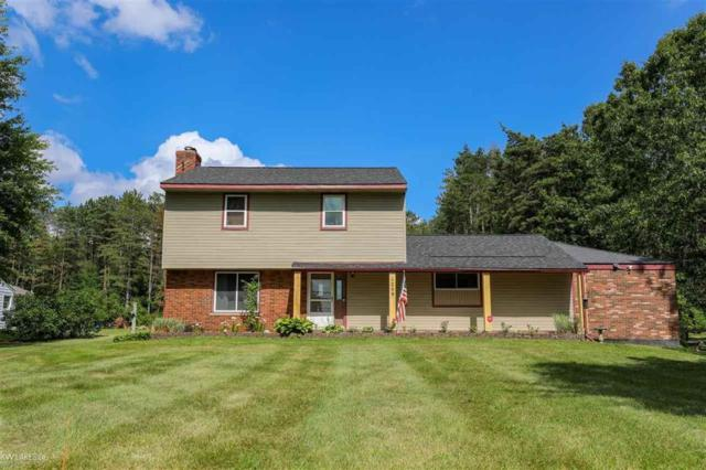 1259 Harmon Rd, Oakland Twp, MI 48363 (#58031387041) :: The Alex Nugent Team | Real Estate One