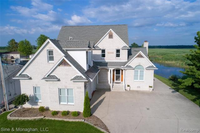 7301 Edlane Road, Clay Twp, MI 48001 (#219069232) :: The Buckley Jolley Real Estate Team