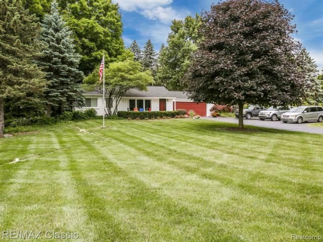 47680 W Ann Arbor Trail, Plymouth Twp, MI 48170 (#219069261) :: GK Real Estate Team