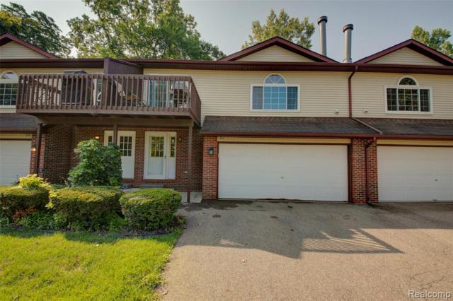 9234 Lake Pine Drive, Northfield Twp, MI 48189 (#219069347) :: The Buckley Jolley Real Estate Team