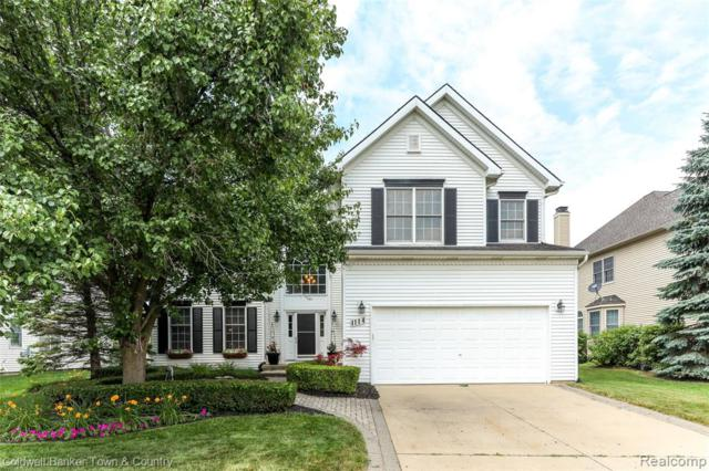 1114 Polo Drive, South Lyon, MI 48178 (#219069352) :: Duneske Real Estate Advisors