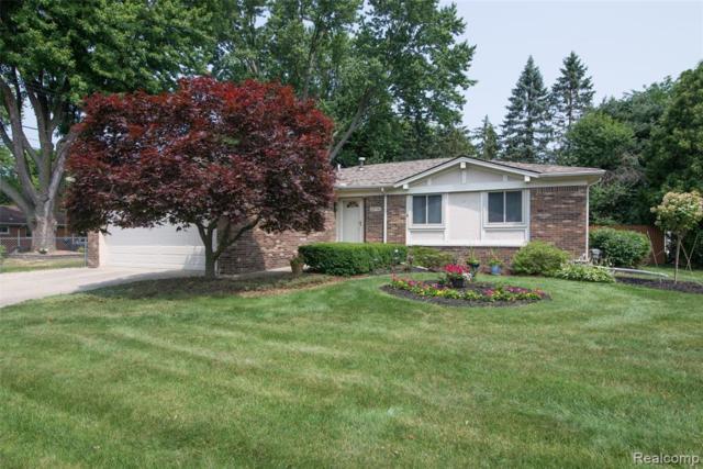 33796 Pickford Street, Livonia, MI 48152 (#219069353) :: GK Real Estate Team