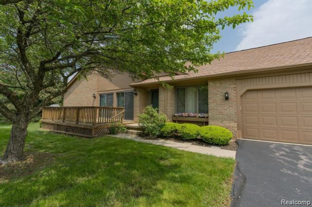 2150 London Bridge Drive, Rochester Hills, MI 48307 (#219069405) :: The Alex Nugent Team | Real Estate One