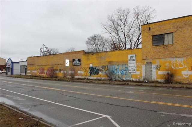 12820 Joy Road, Detroit, MI 48228 (MLS #219069423) :: The Toth Team
