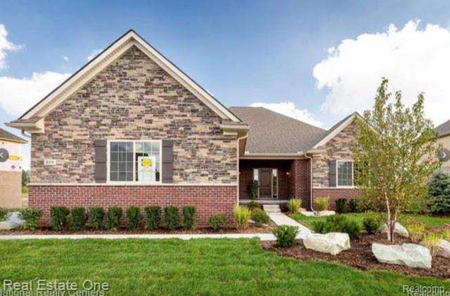 119 Rivercrest Court, Oxford Twp, MI 48371 (#219069426) :: The Buckley Jolley Real Estate Team