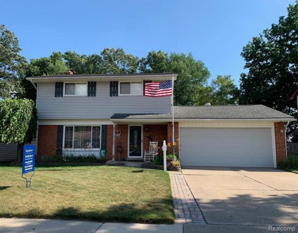 36655 Grandon Street, Livonia, MI 48150 (#219069427) :: GK Real Estate Team