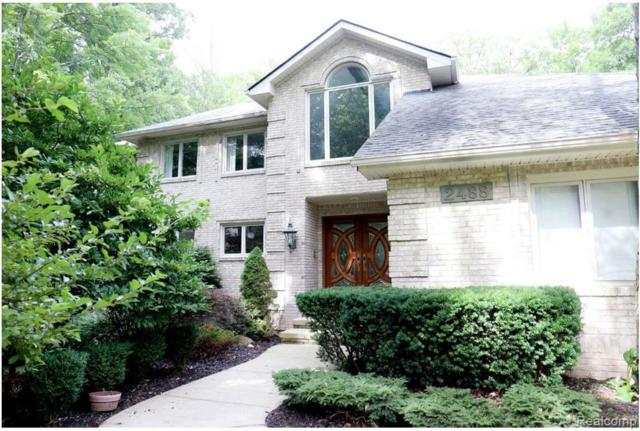 2488 Rocky Top Court, Commerce Twp, MI 48382 (#219069430) :: KNE Realty 360