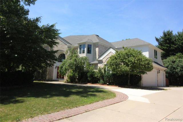 458 Belle Meade Road, Troy, MI 48098 (#219069480) :: The Alex Nugent Team | Real Estate One