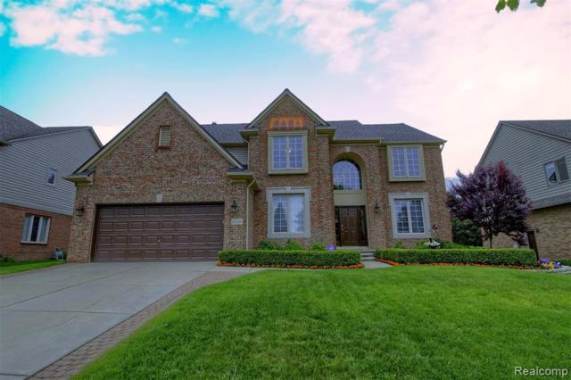 1206 Welland Drive, Rochester, MI 48306 (#219069512) :: The Alex Nugent Team | Real Estate One