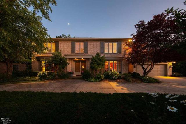 69 Belle Meade, Village of Grosse Pointe Shores, MI 48236 (#58031387192) :: The Mulvihill Group