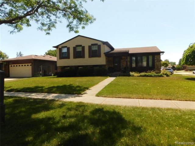 14520 Suffield Lane, Sterling Heights, MI 48312 (#219069568) :: The Mulvihill Group