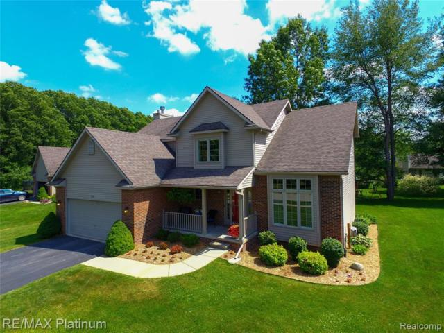1738 Morning Mist Court, Marion Twp, MI 48843 (#219069576) :: The Mulvihill Group