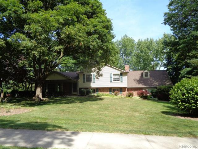 5107 Wing Lake Road, Bloomfield Twp, MI 48302 (#219069584) :: The Alex Nugent Team | Real Estate One