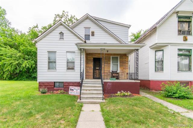 4469 Field Street, Detroit, MI 48214 (#219069592) :: The Buckley Jolley Real Estate Team