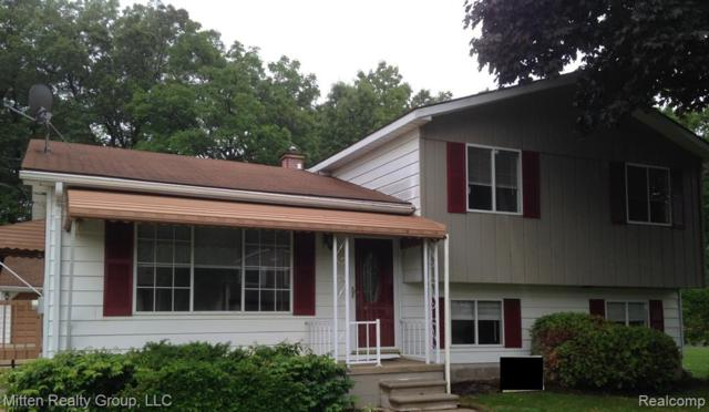 818 Sherry Drive, Orion Twp, MI 48362 (MLS #219069593) :: The Toth Team