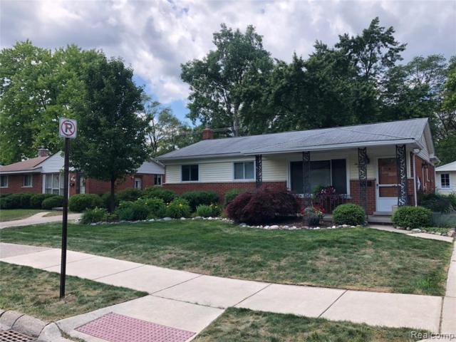 631 Elizabeth, Rochester, MI 48307 (#219069600) :: The Alex Nugent Team | Real Estate One