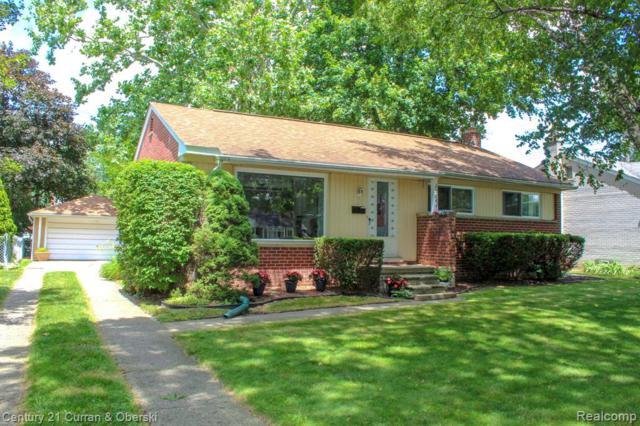 29844 W Chicago Street, Livonia, MI 48150 (#219069614) :: GK Real Estate Team