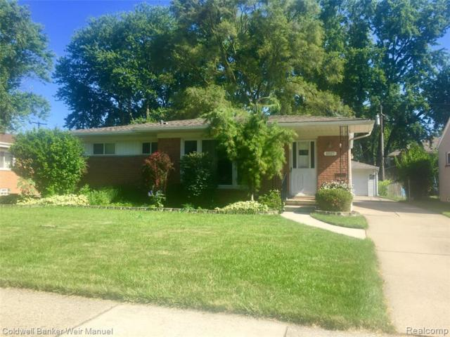1027 Woodlawn Avenue, Royal Oak, MI 48073 (#219069616) :: The Alex Nugent Team | Real Estate One