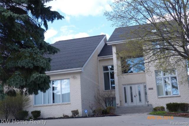 5682 Silver Pond, West Bloomfield Twp, MI 48322 (#219069618) :: RE/MAX Classic