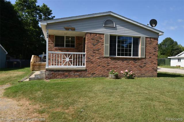 424 Harden Street, Holly Vlg, MI 48442 (#219069640) :: RE/MAX Classic