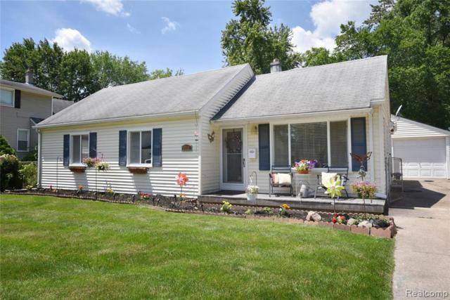 4703 Mankato Avenue, Royal Oak, MI 48073 (#219069644) :: The Alex Nugent Team | Real Estate One