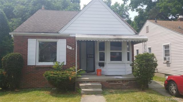 13531 Rosemont Avenue, Detroit, MI 48223 (#219069646) :: The Buckley Jolley Real Estate Team