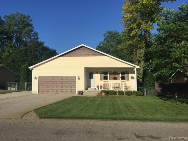 655 Sherry Drive, Orion Twp, MI 48362 (MLS #219069699) :: The Toth Team