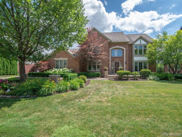 1245 Rothwell Drive, Troy, MI 48084 (#219069706) :: The Alex Nugent Team | Real Estate One