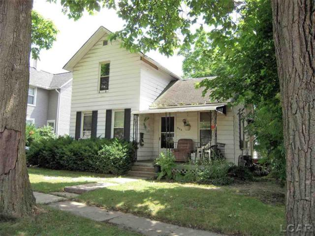 904 Chestnut, Adrian, MI 49221 (#56031387231) :: GK Real Estate Team