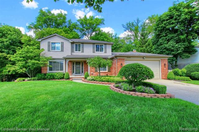 45898 Green Valley Road, Plymouth Twp, MI 48170 (#219069777) :: GK Real Estate Team