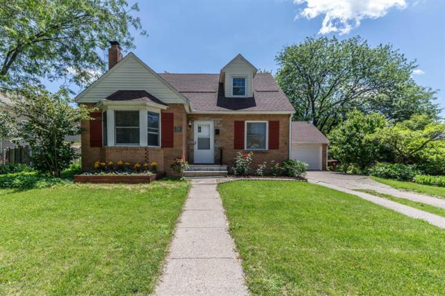 1515 W Shiawassee Street, Lansing, MI 48915 (MLS #630000238726) :: The Toth Team