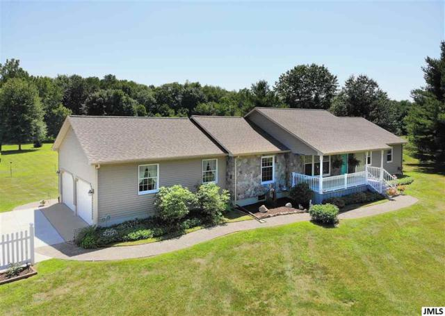 1869 Crouch Rd, Liberty, MI 49201 (MLS #55201902476) :: The Toth Team