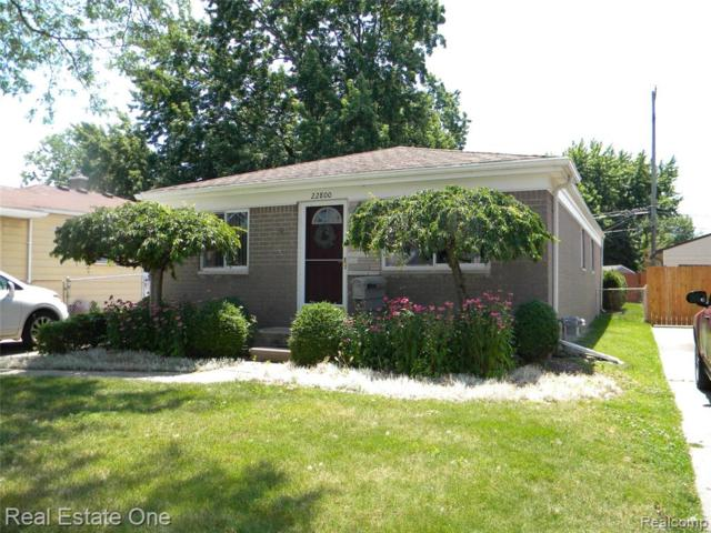 22800 Lake Drive, Saint Clair Shores, MI 48082 (#219069833) :: Springview Realty